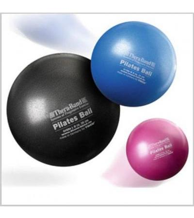 Pilates Ball, 22 cm, blau von TheraBand