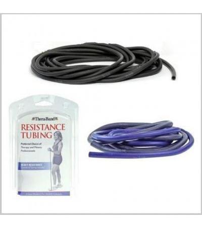 Thera-Band Training Tubes - Set 2 - blau, schwarz