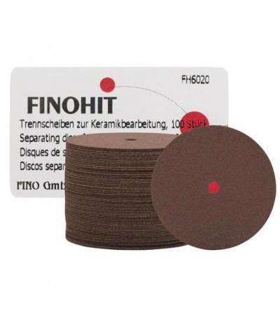 FINOHIT Separating Discs, ø 22 x 0.25 mm - 100 pieces